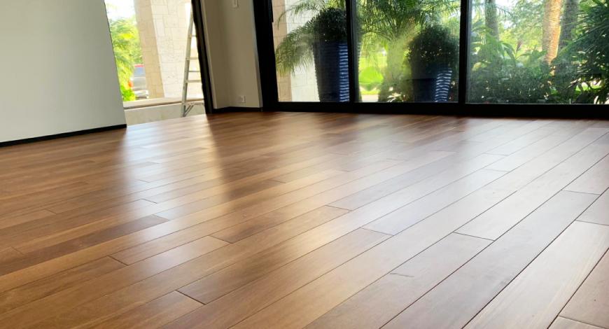 Domestic Hardwoods For Flooring & Interiors
